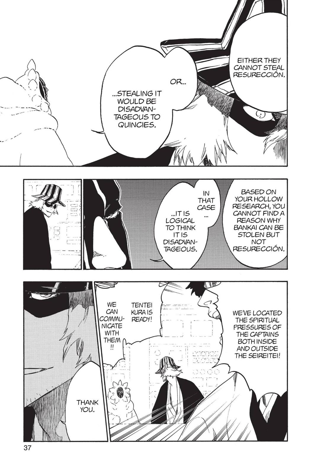 Bleach, Chapter 552 image 013
