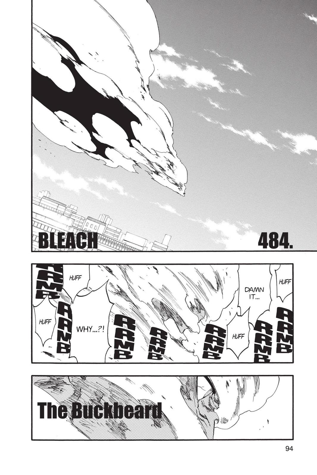 Bleach, Chapter 484 image 008