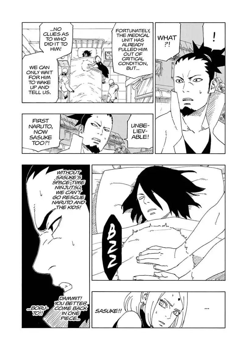 Boruto Manga, Chapter 40 image 003