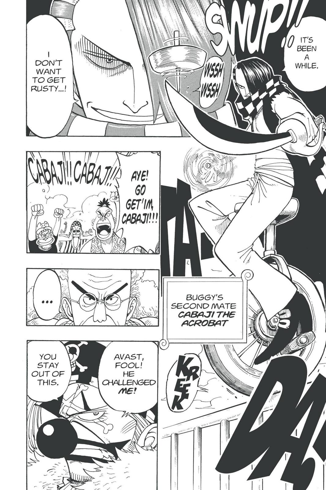 One Piece, Chapter 15 image 004