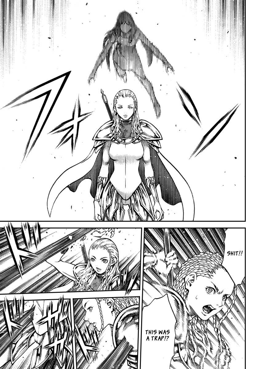 Claymore, Chapter 81 image 029