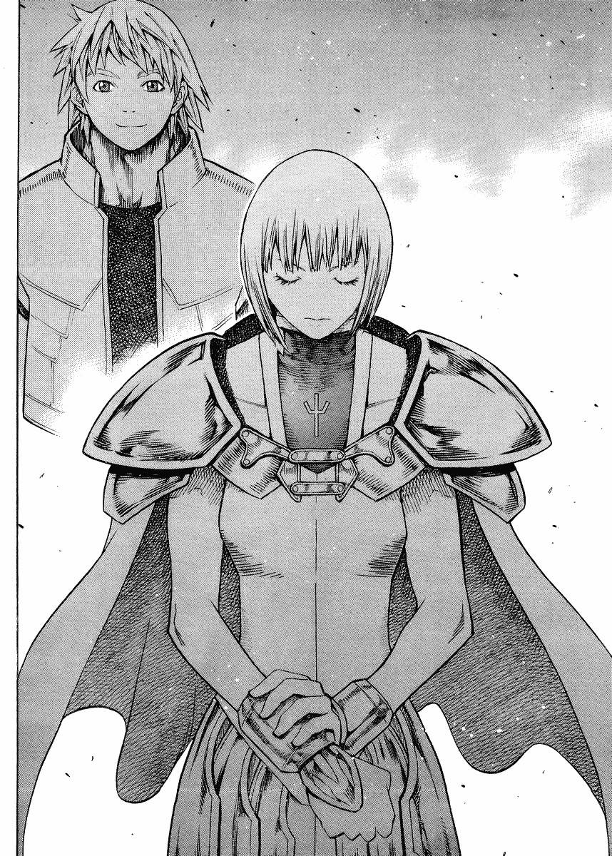 Claymore, Chapter 130 image 014