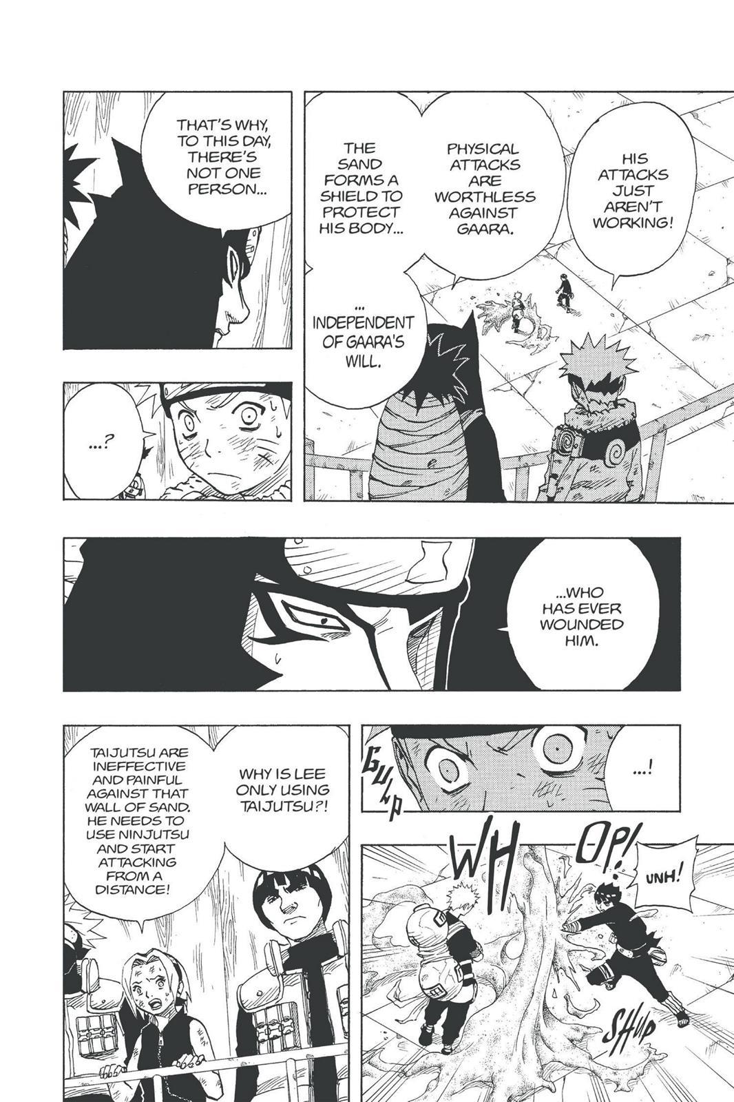 Naruto, Chapter 82 image 015