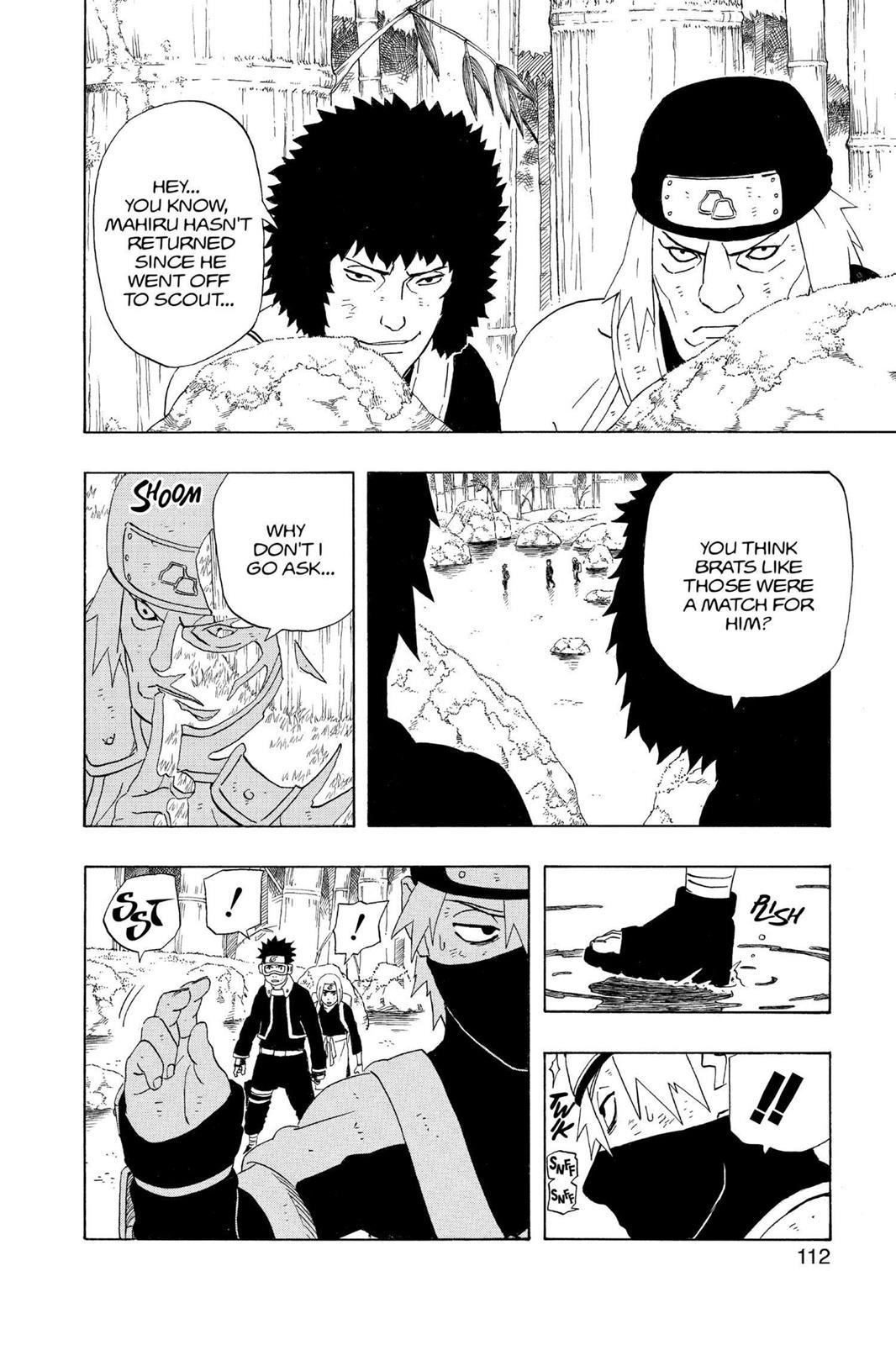 Naruto, Chapter 241 image 006