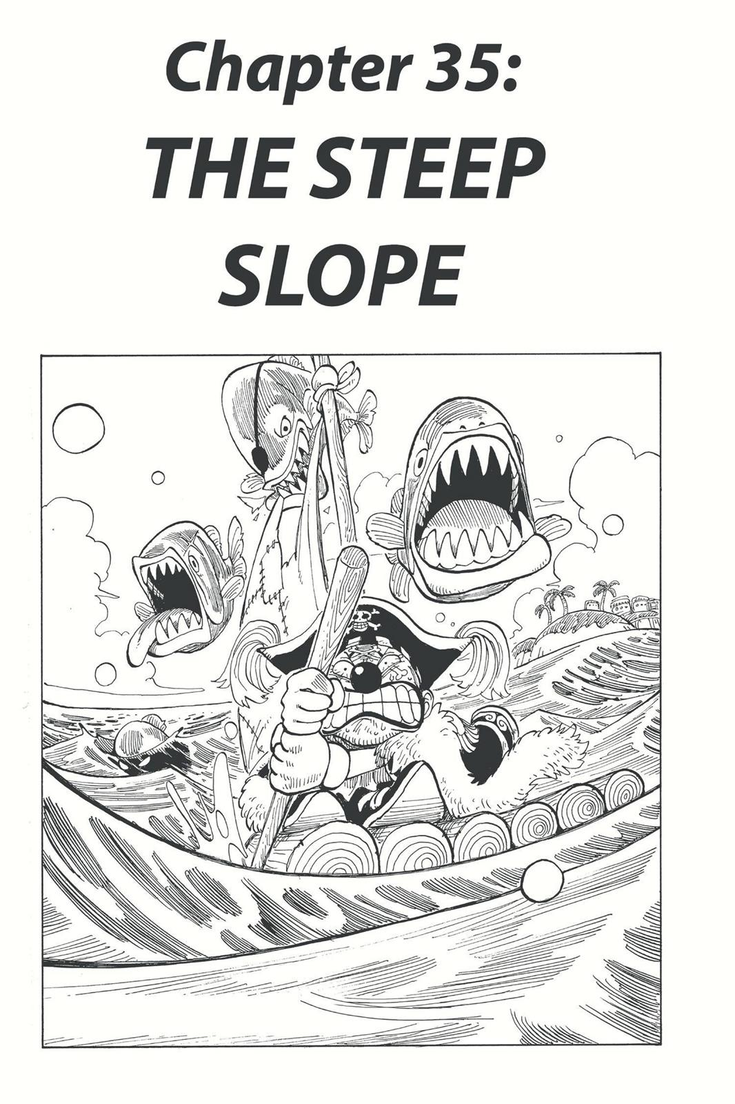 One Piece, Chapter 35 image 001