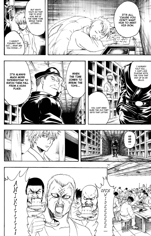 Gintama Chapter, 341 image 010