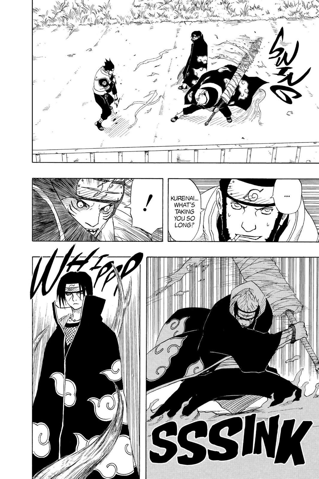 Naruto, Chapter 141 image 011