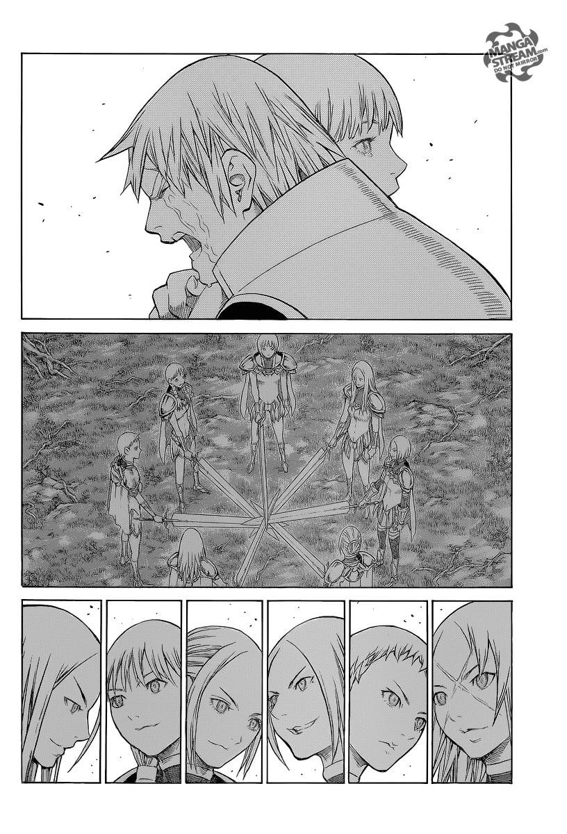 Claymore, Chapter 146 image 014