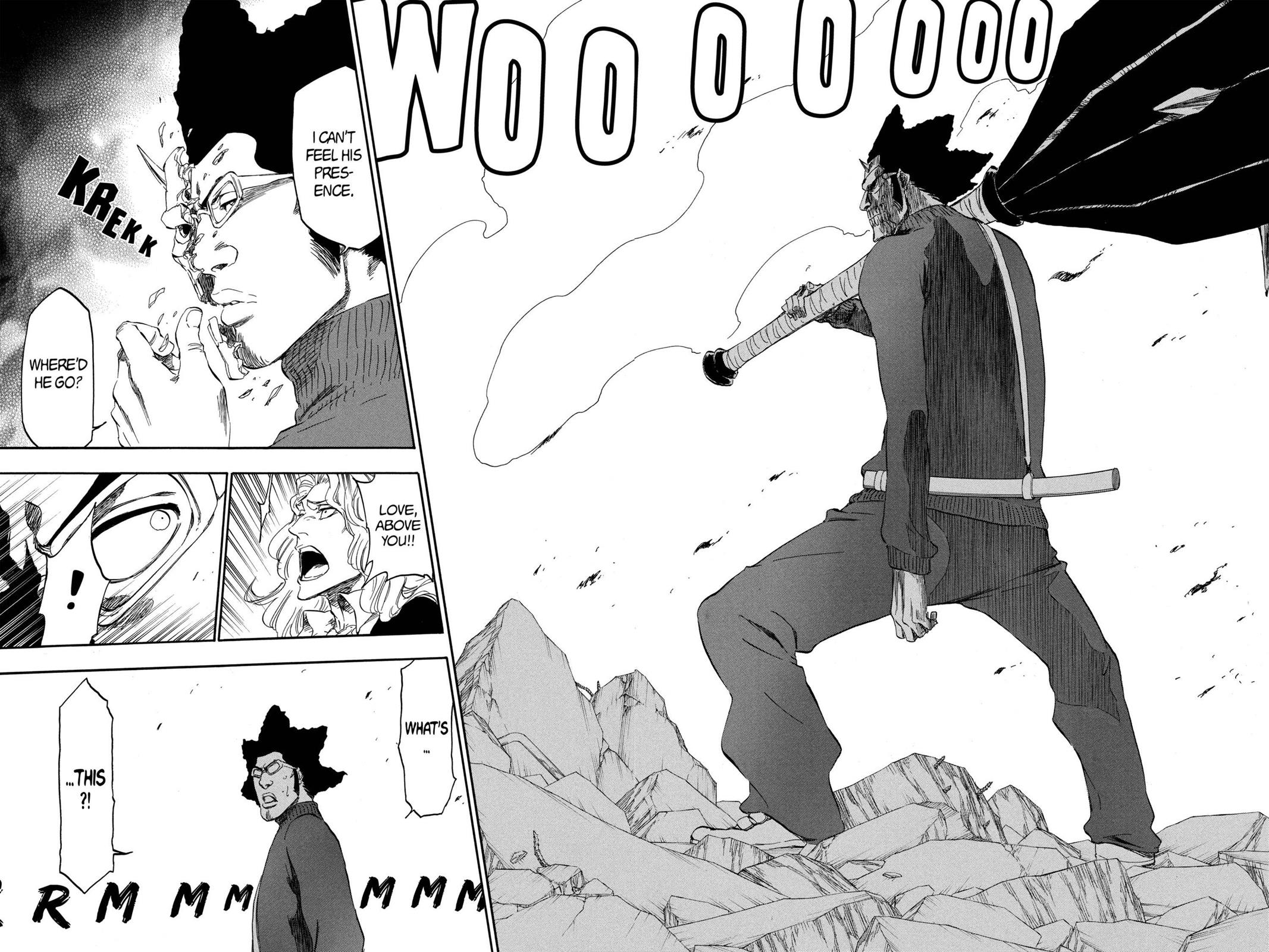 Bleach, Chapter 372 image 016