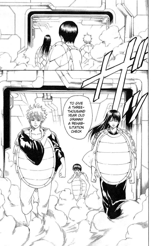 Gintama Chapter, 180 image 011