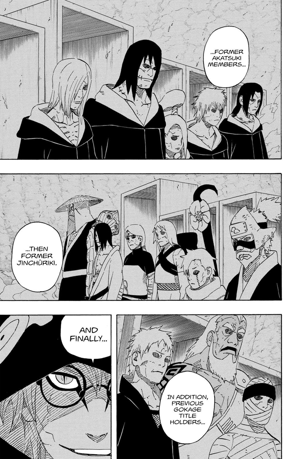Naruto, Chapter 515 image 024