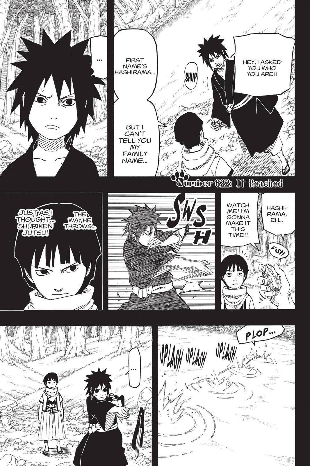 Naruto, Chapter 622 image 001