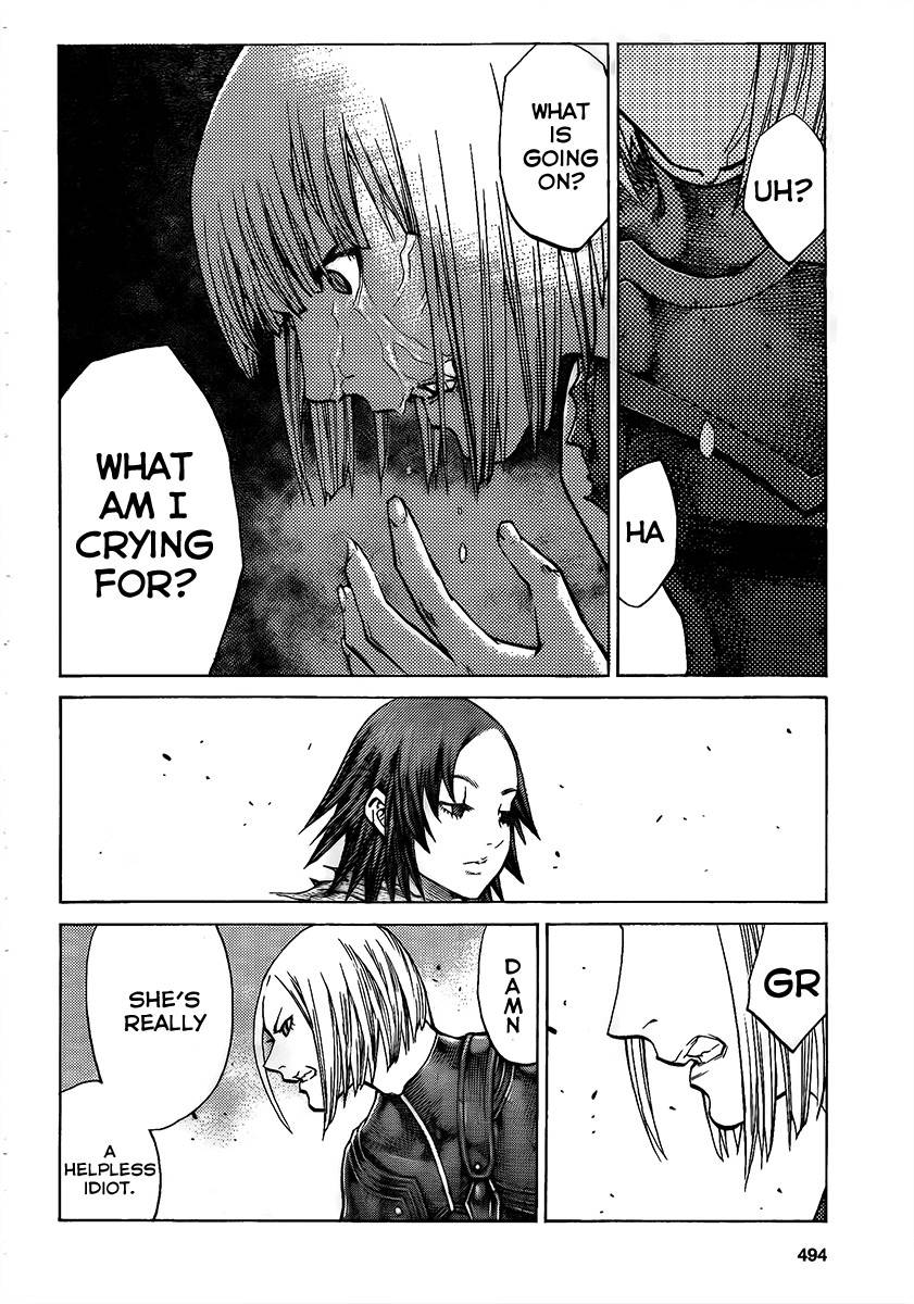 Claymore, Chapter 101 image 013
