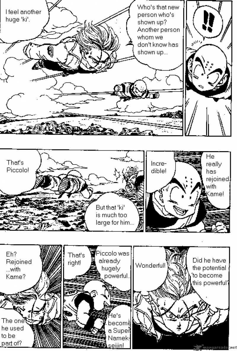 Dragon Ball, Chapter 362 image 002