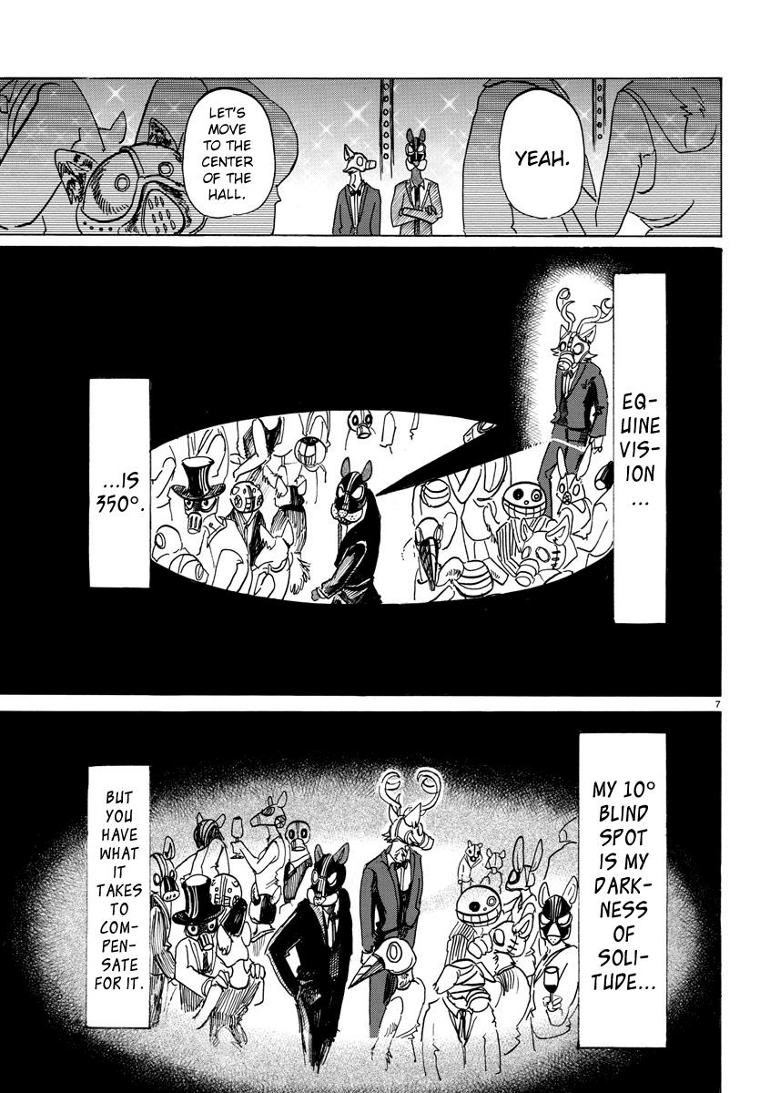 Beastars Manga, Chapter 128 image 008