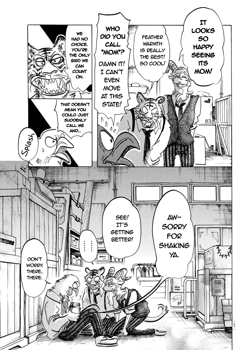 Beastars Manga, Chapter 155 image 013