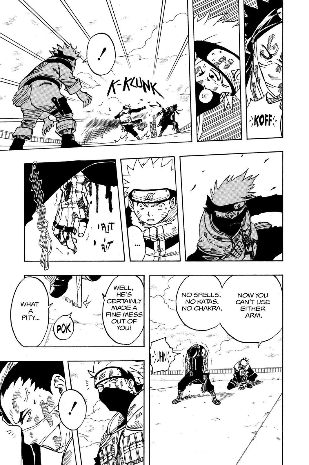 Naruto, Chapter 32 image 002