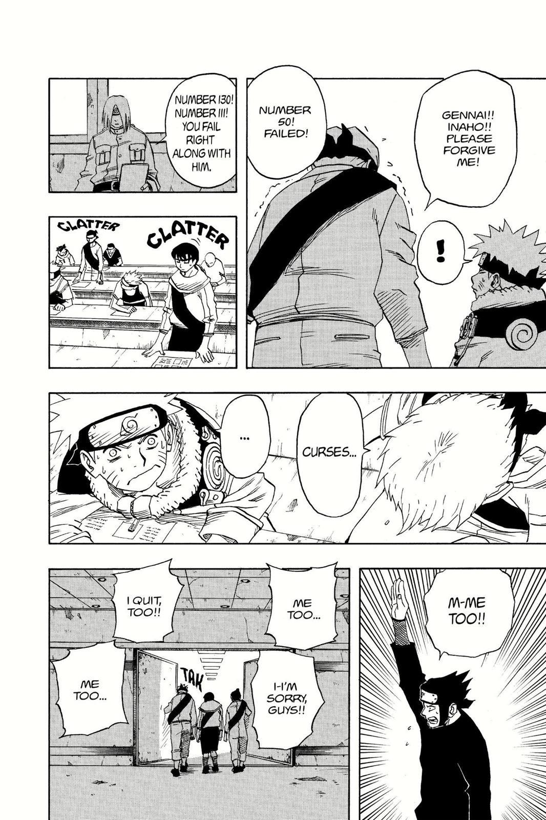 Naruto, Chapter 43 image 012