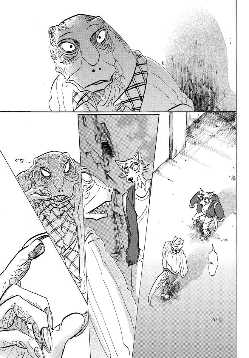 Beastars Manga, Chapter 104 image 017