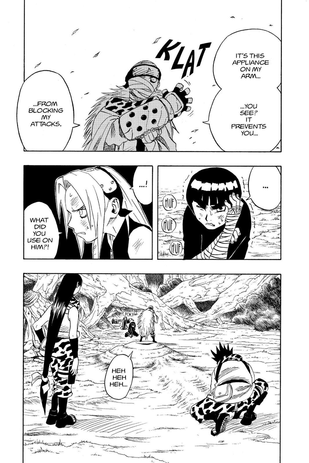 Naruto, Chapter 53 image 003