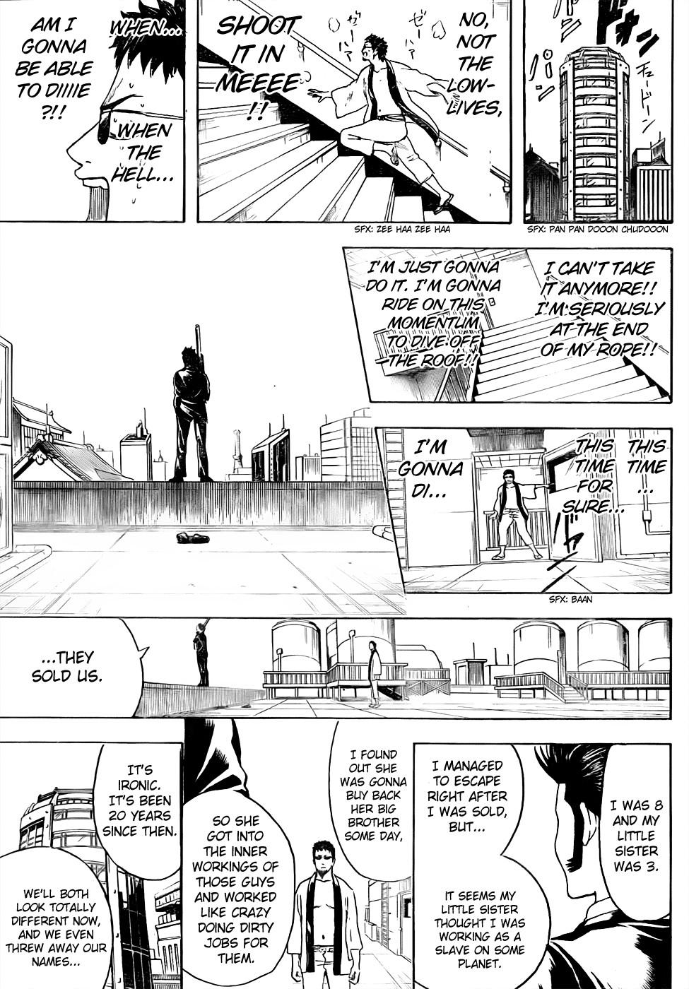 Gintama Chapter, 444 image 015