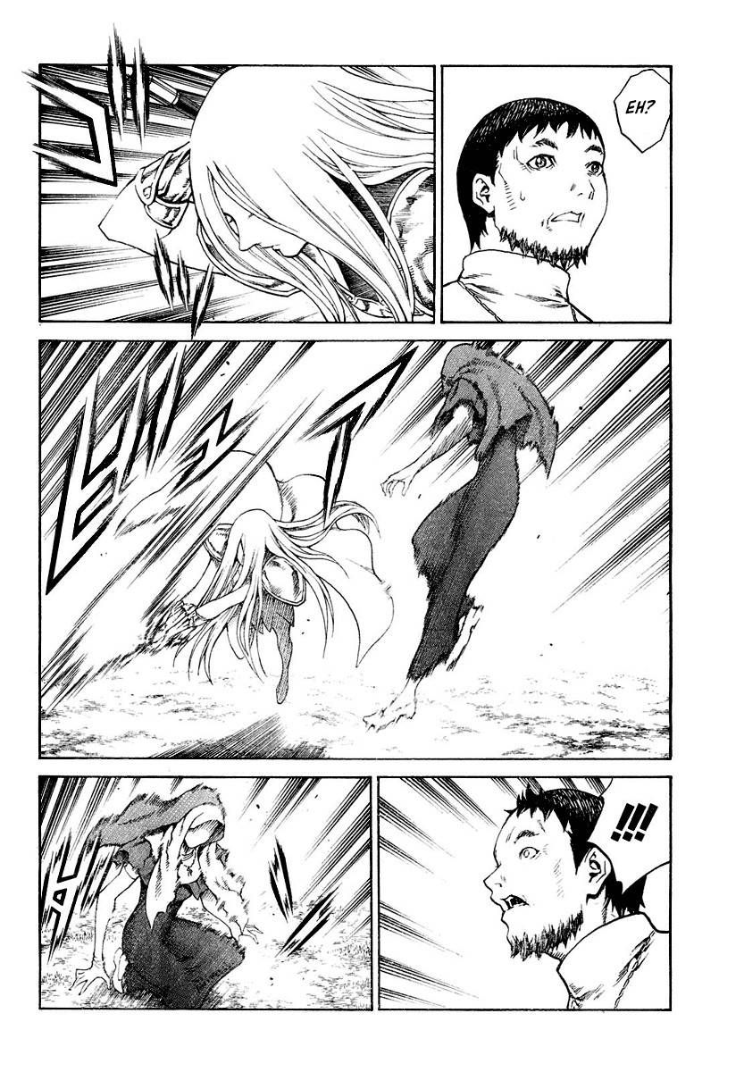 Claymore, Chapter 74 image 020