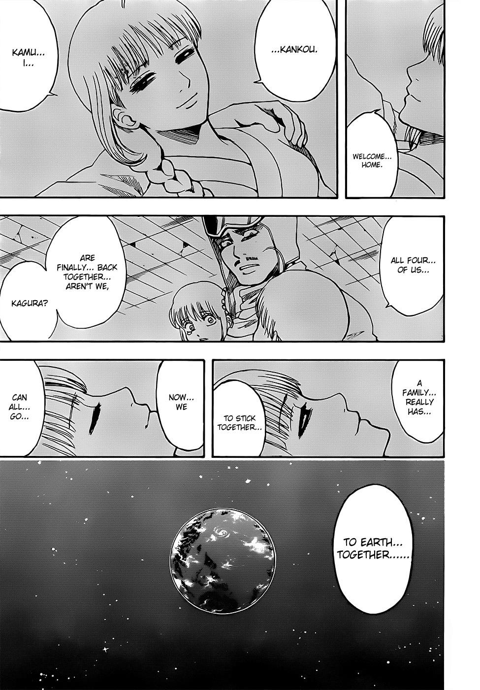 Gintama Chapter, 589 image 016