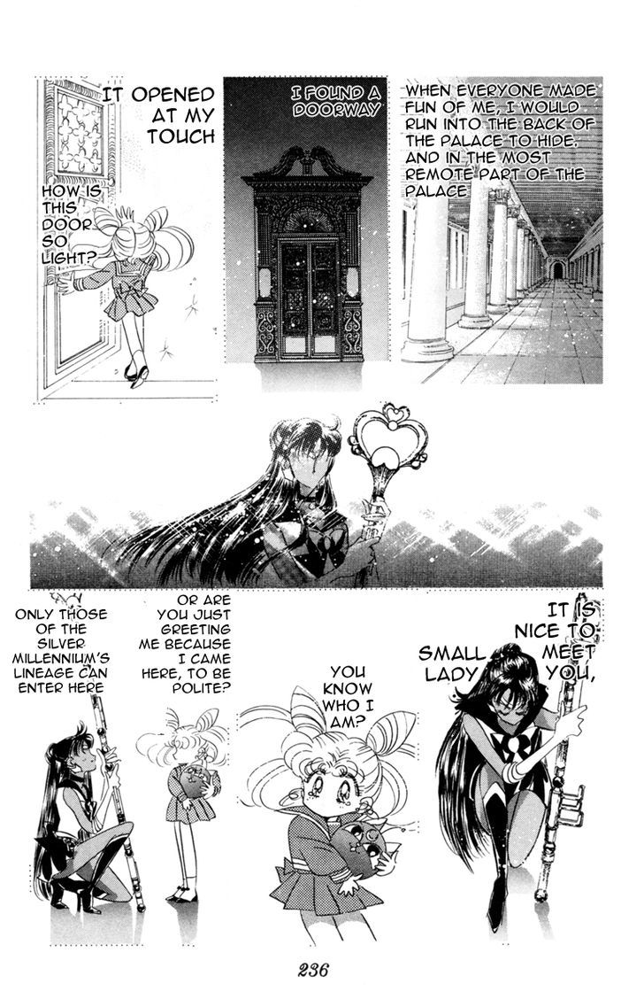 Sailor Moon, Cahpter 21 image 045