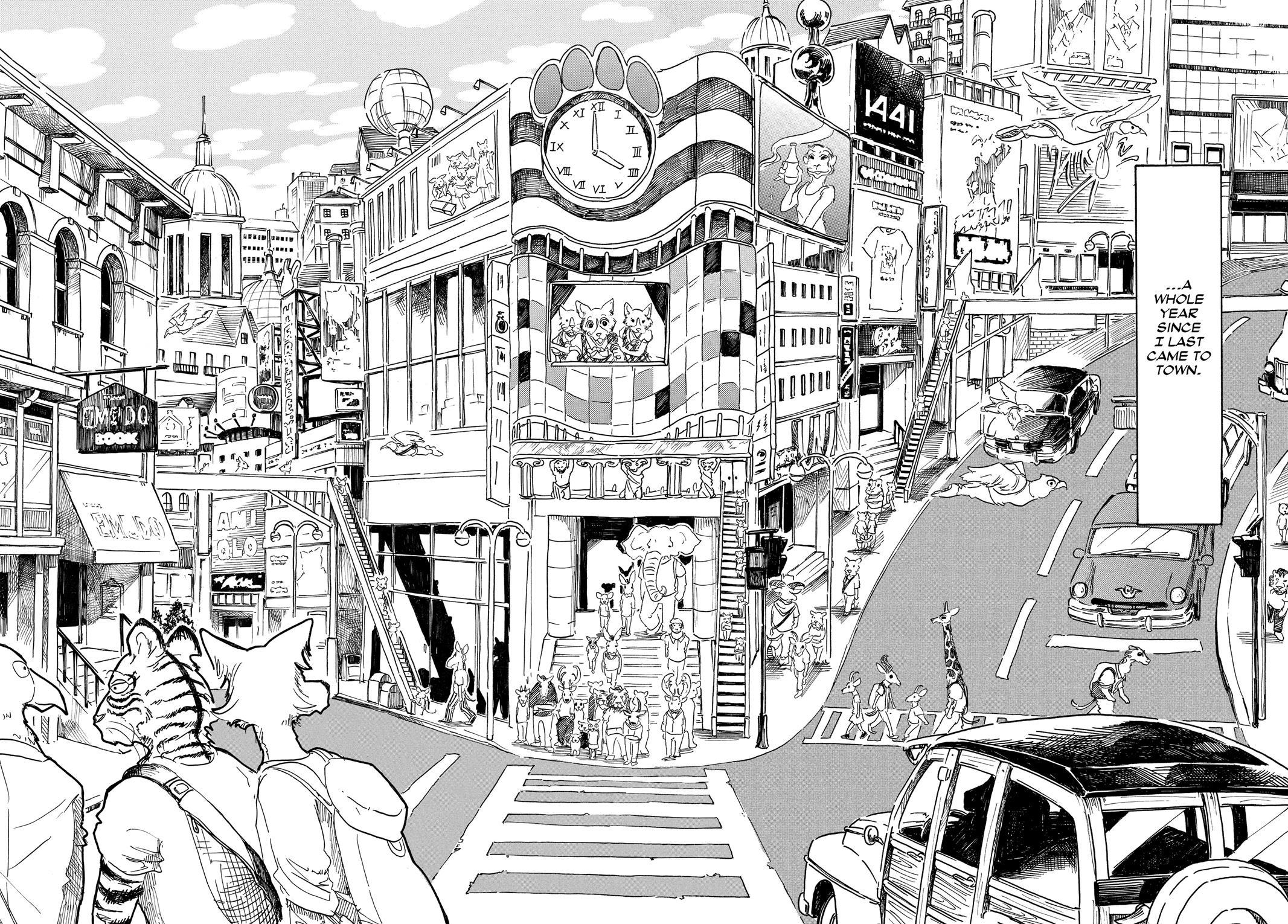 Beastars Manga, Chapter 22 image 008