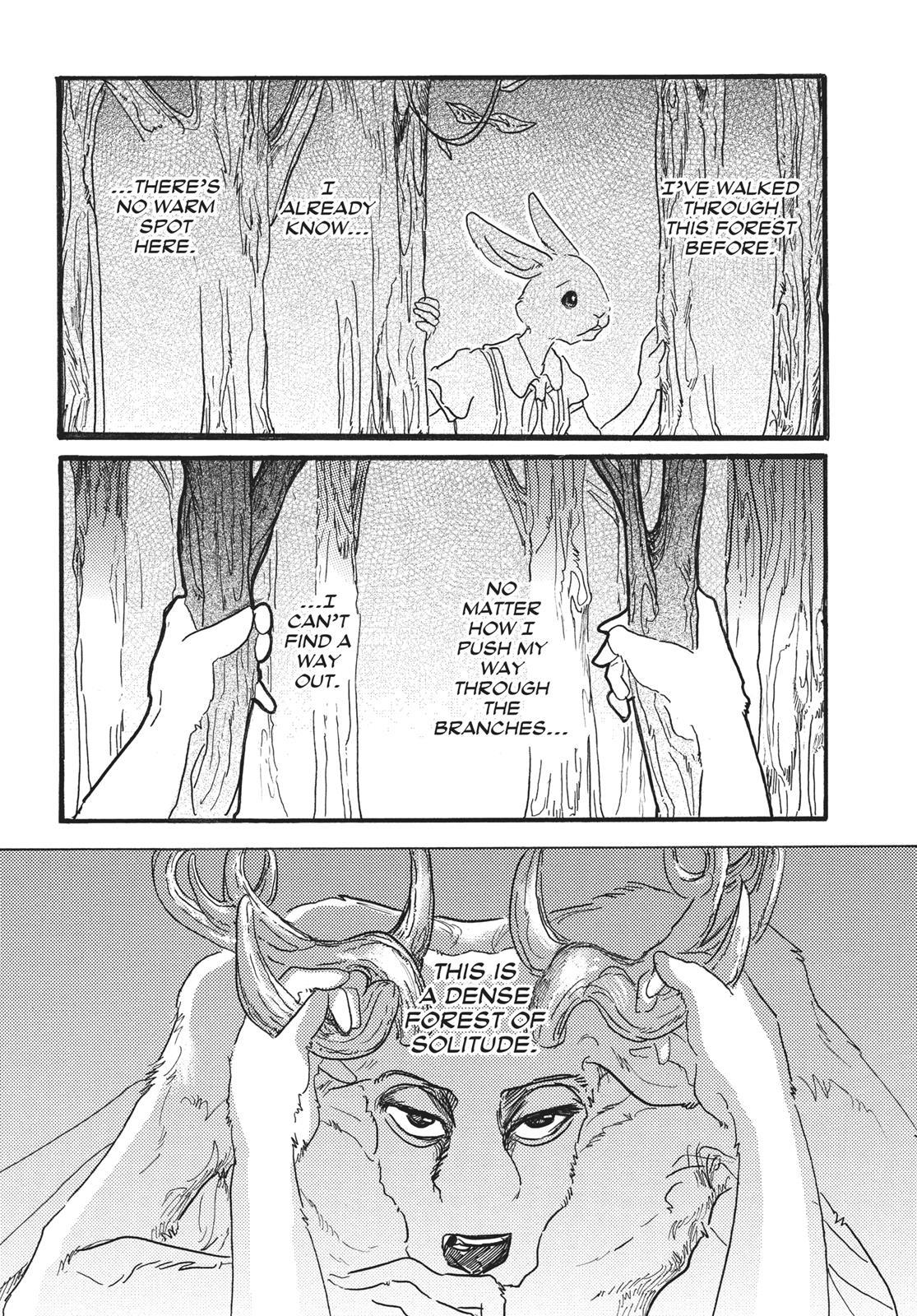 Beastars Manga, Chapter 26 image 008
