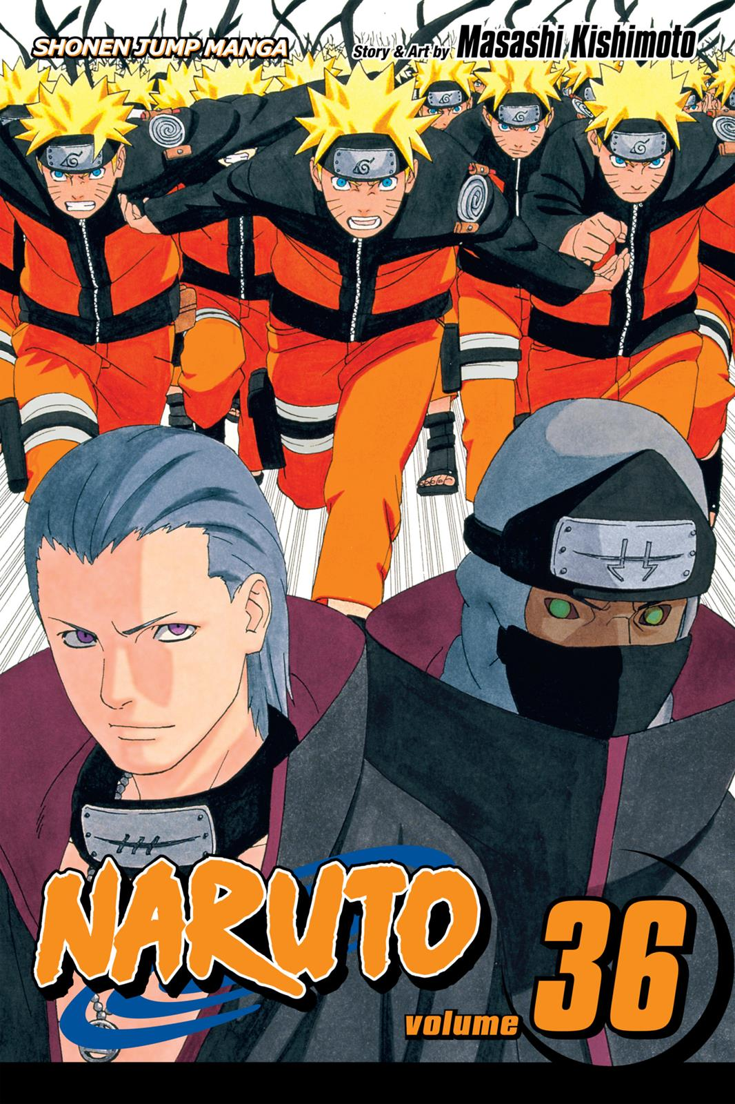 Naruto, Chapter 320 image 001