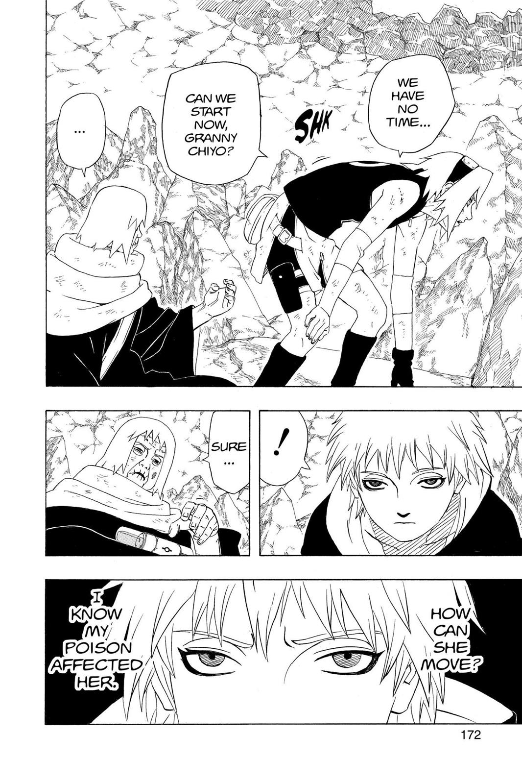 Naruto, Chapter 271 image 004