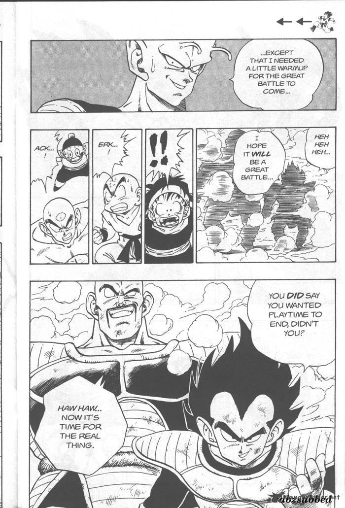 Dragon Ball, Chapter 216 image 011