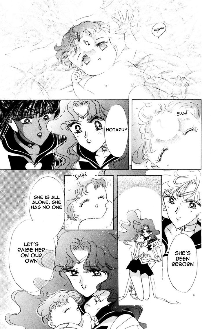Sailor Moon, Cahpter 38 image 027
