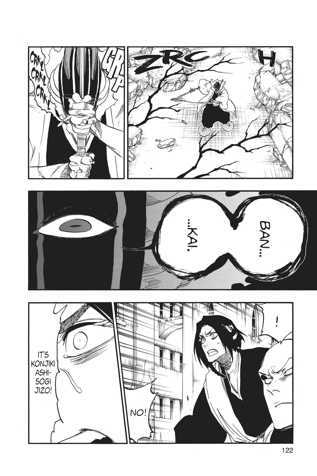 Bleach, Chapter 639 image 008