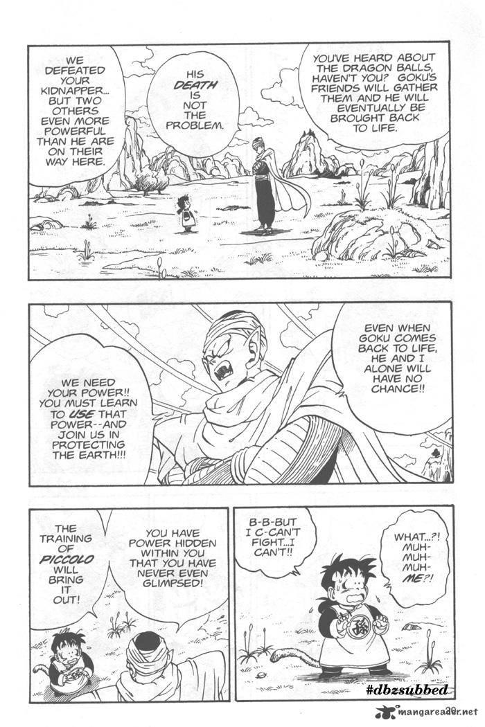 Dragon Ball, Chapter 206 image 005