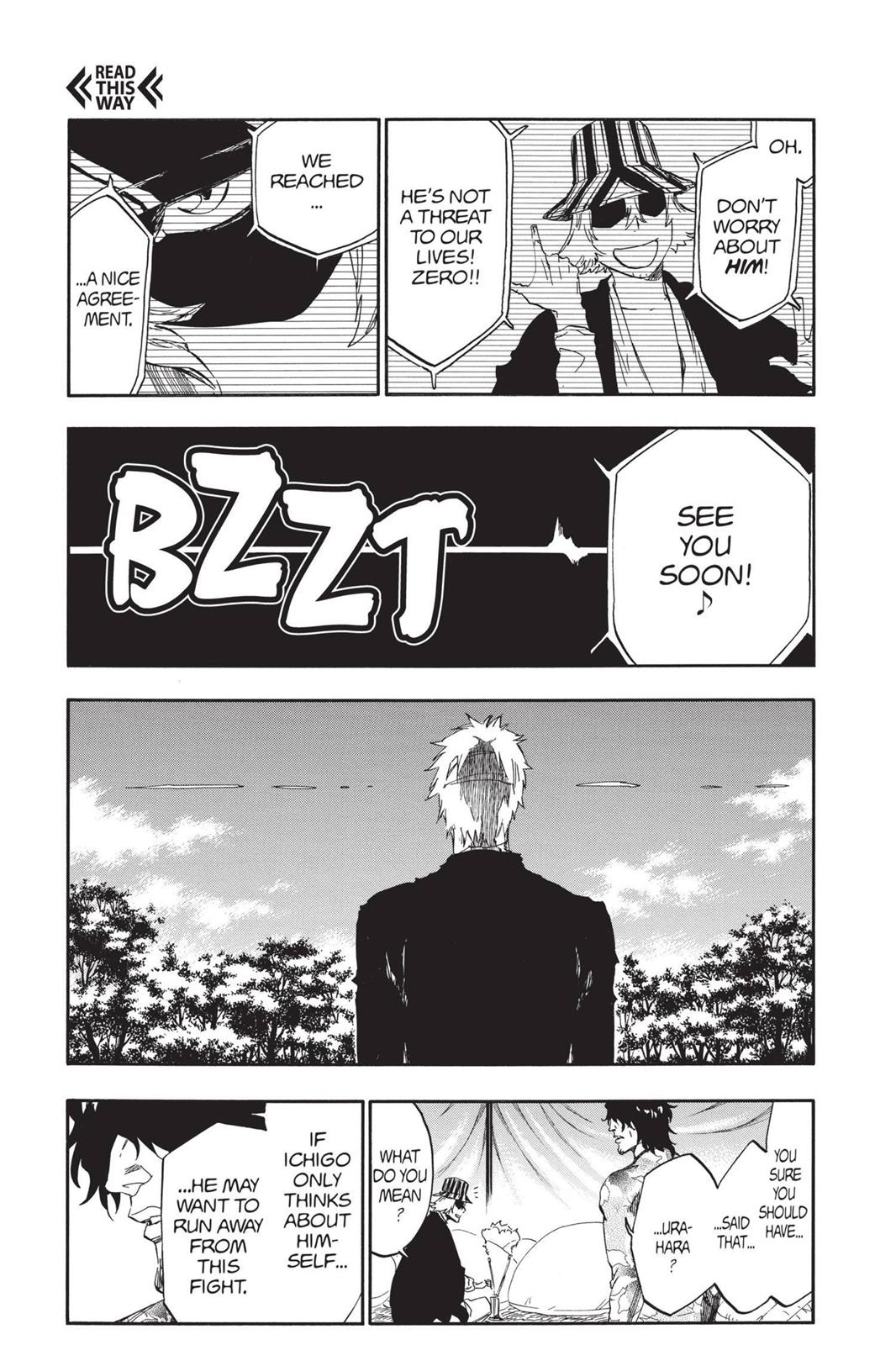 Bleach, Chapter 518 image 007