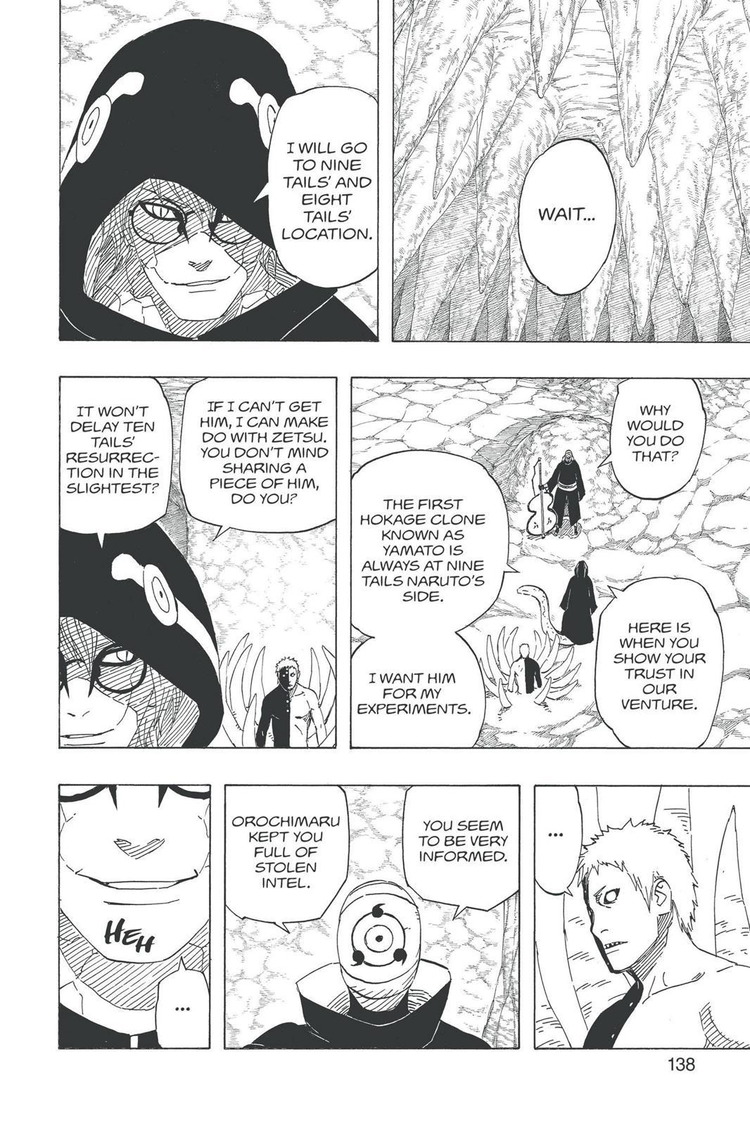 Naruto, Chapter 512 image 006