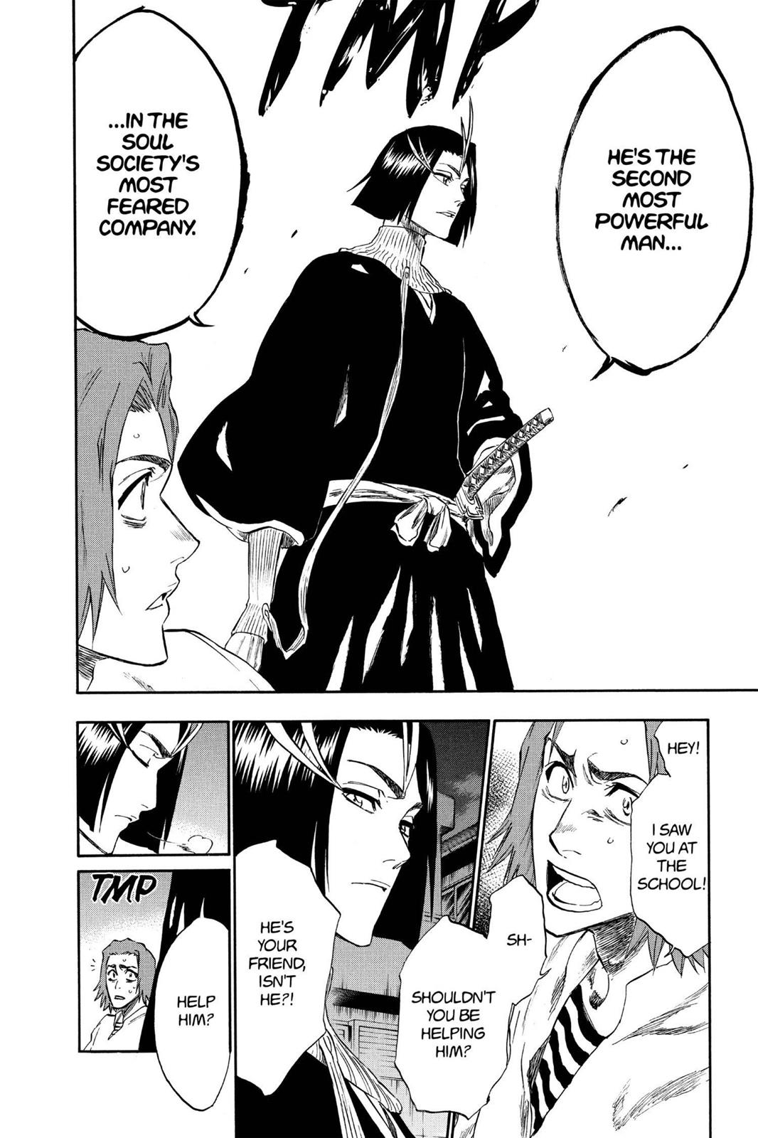 Bleach, Chapter 203 image 004