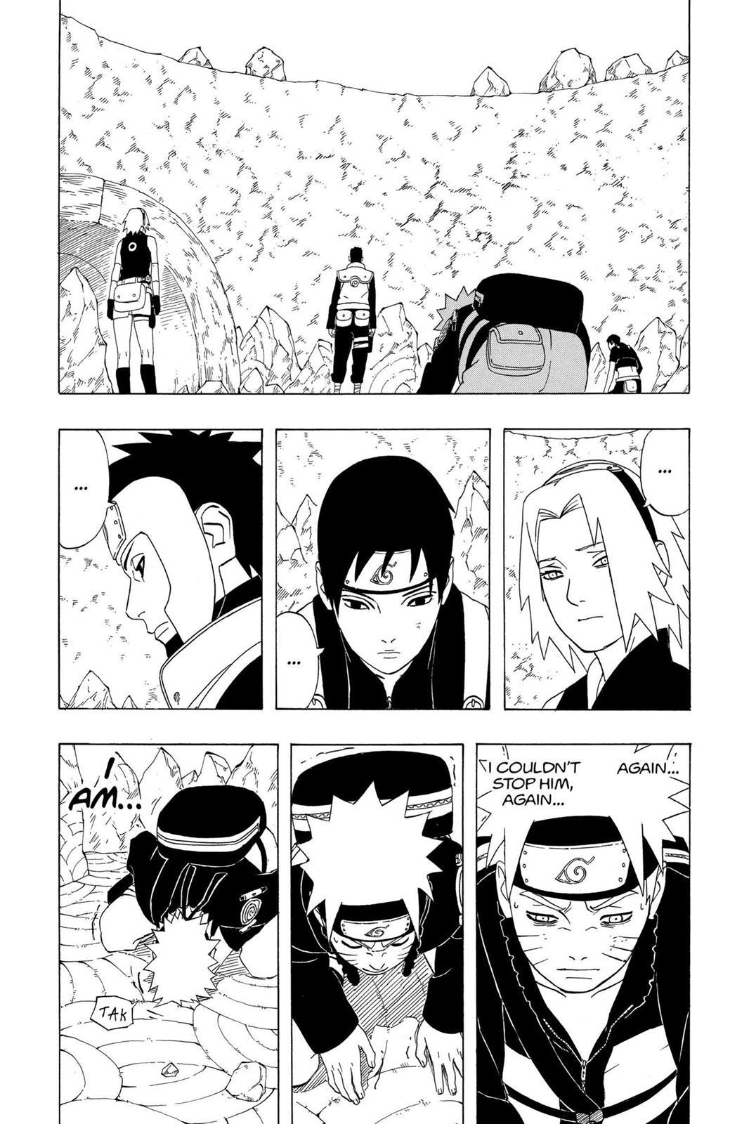 Naruto, Chapter 310 image 011