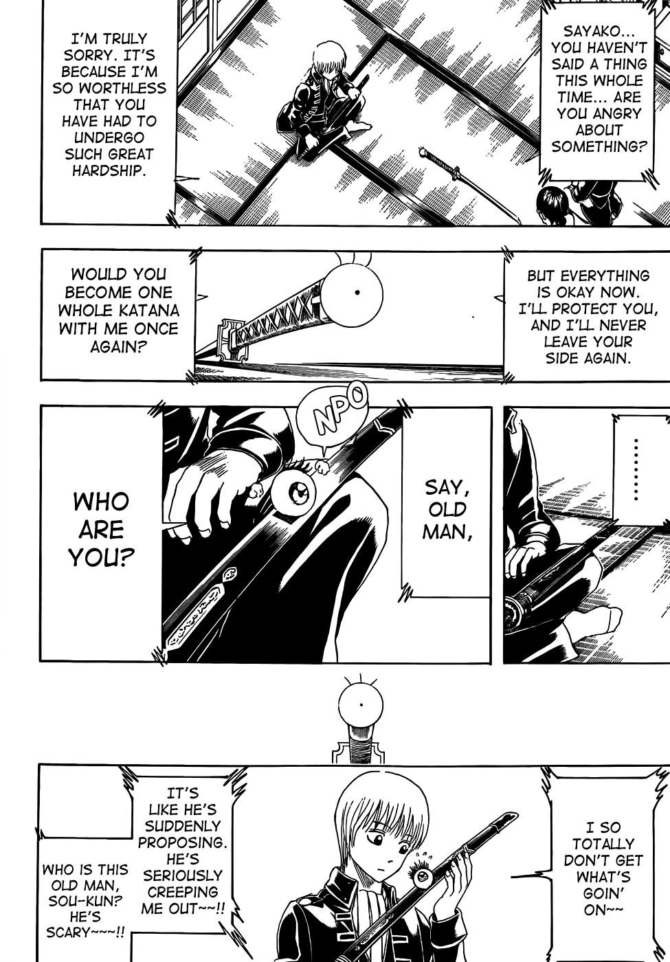 Gintama Chapter, 425 image 008
