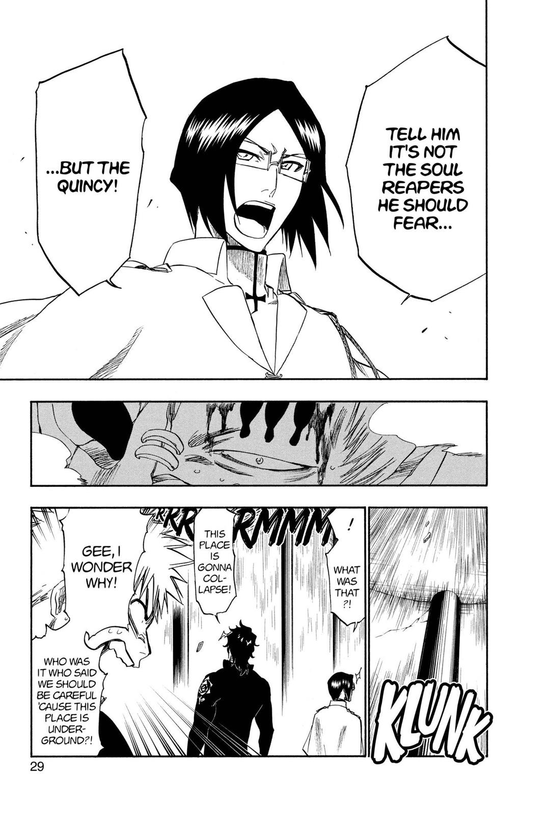 Bleach, Chapter 244 image 003