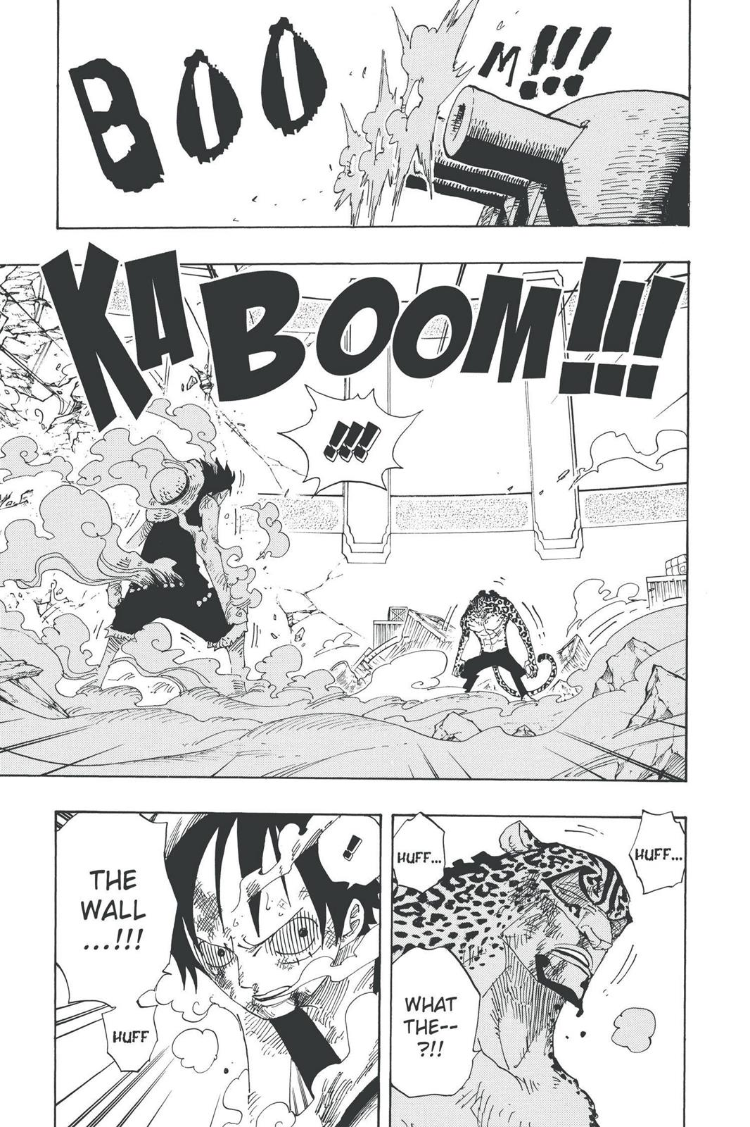 One Piece, Chapter 426 image 004