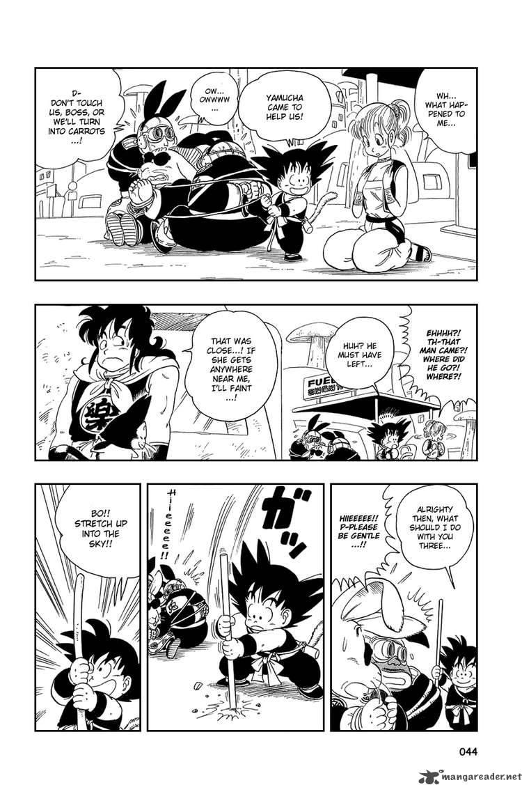 Dragon Ball, Chapter 17 image 013