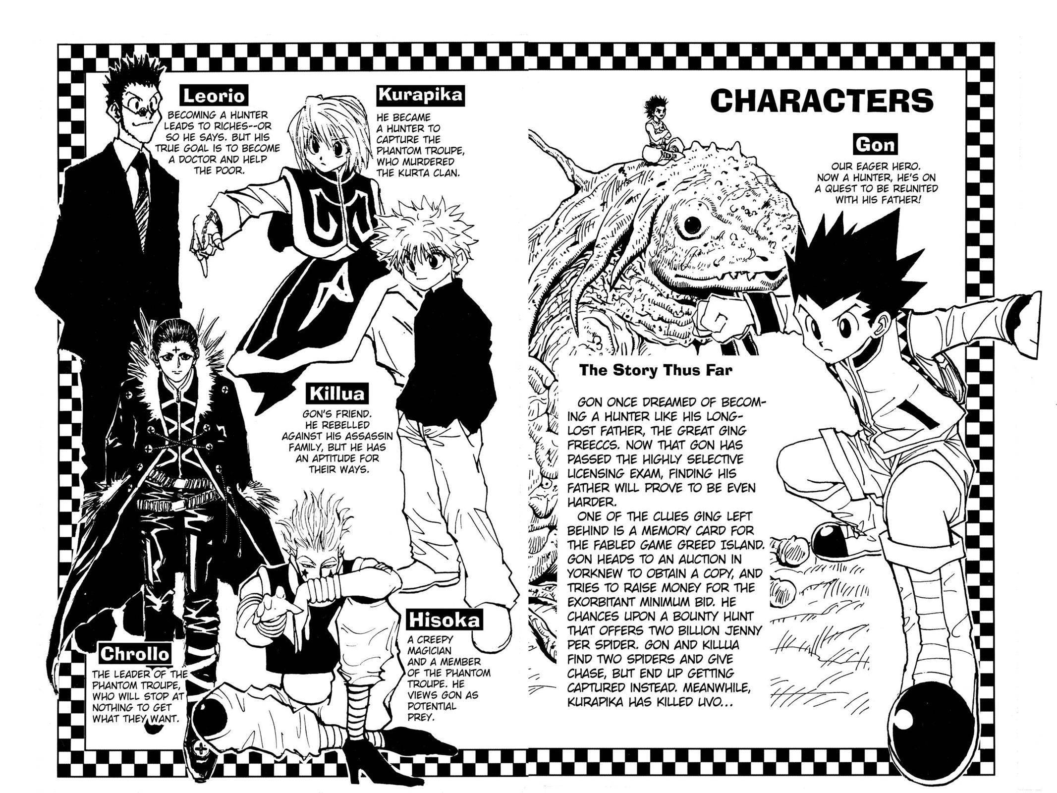 Hunter X Hunter, Chapter 94 image 005