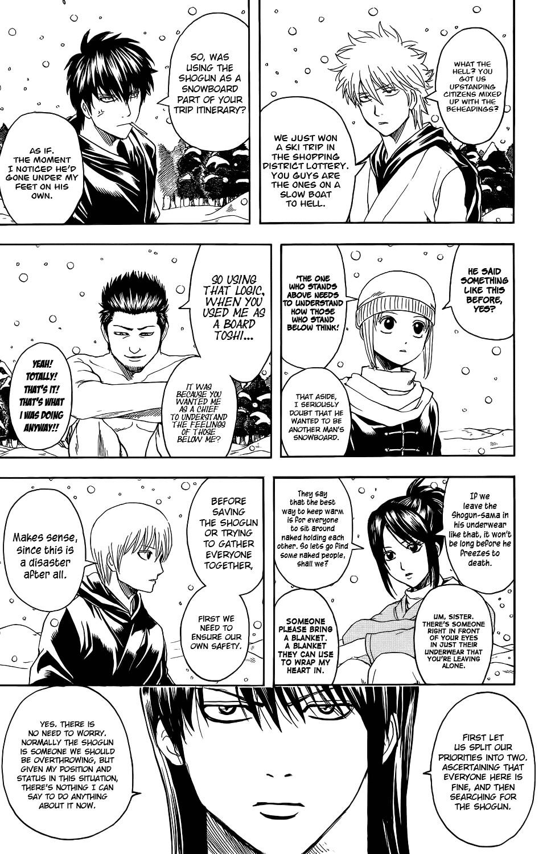 Gintama Chapter, 345 image 005