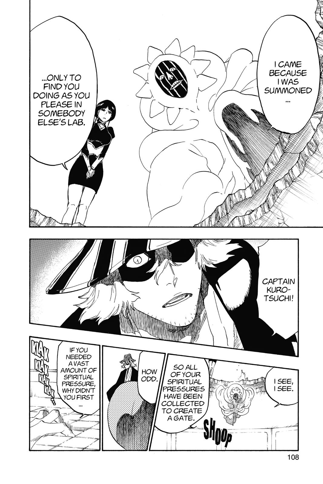 Bleach, Chapter 617 image 016