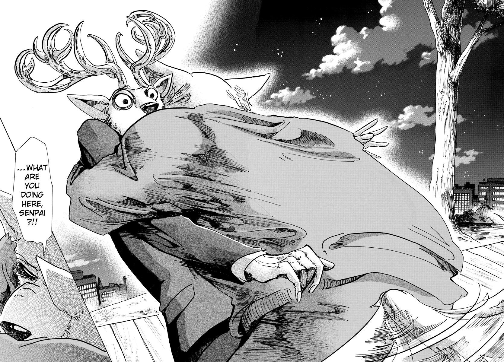 Beastars Manga, Chapter 75 image 017