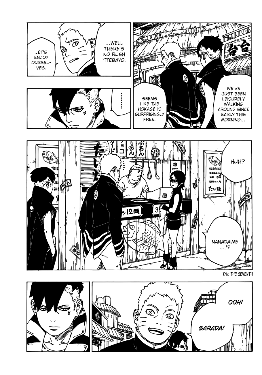 Boruto Manga, Chapter 28 image 004