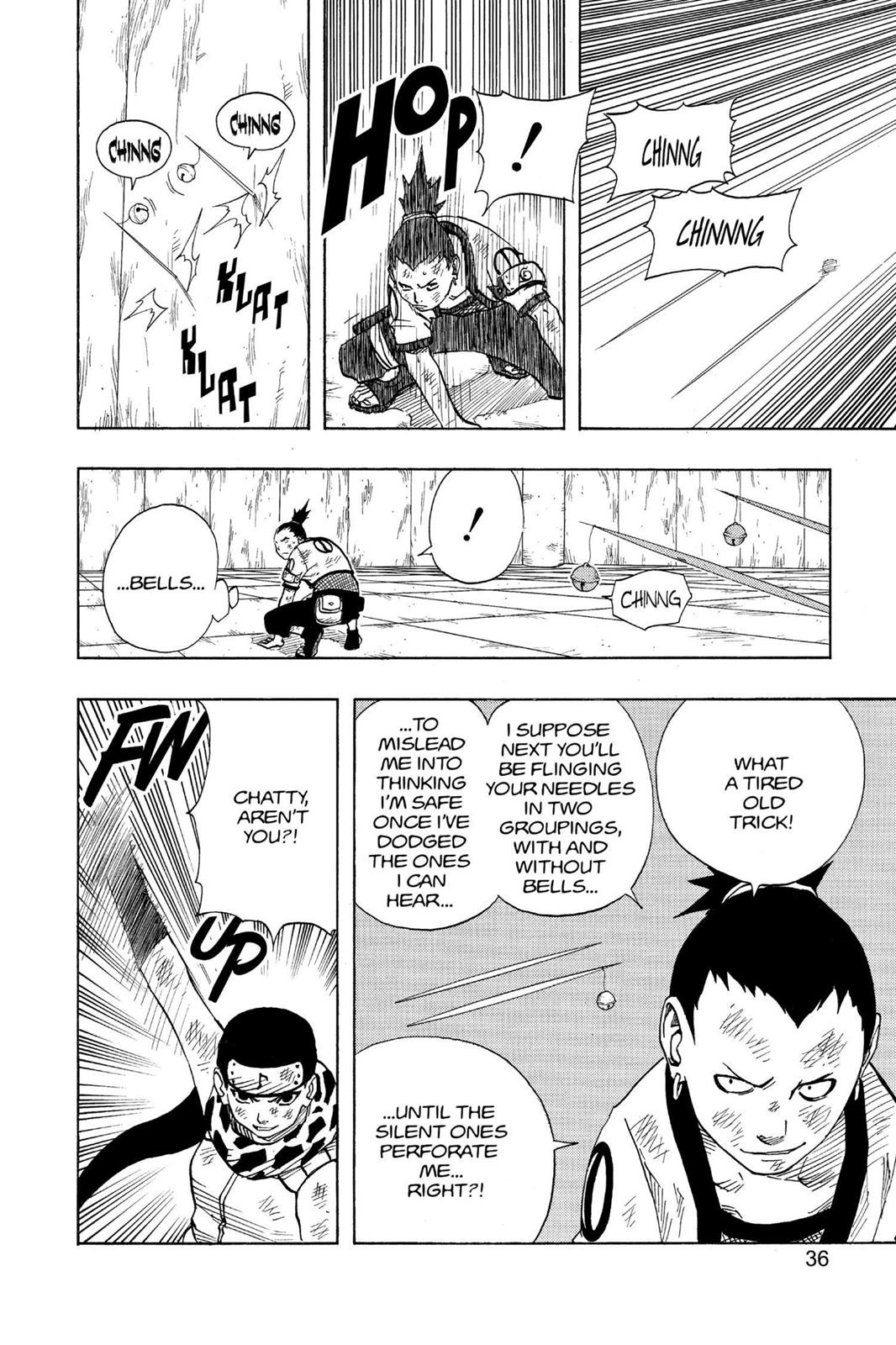 Naruto, Chapter 74 image 010